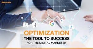 optimize, marketing
