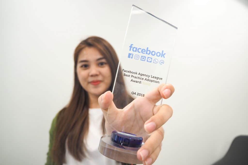 Heroleads Facebook Award