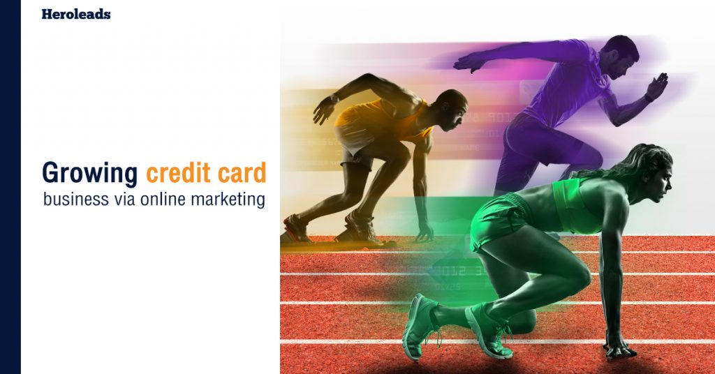 Heroleads credit card business
