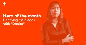 Heroleads Hero of the Month