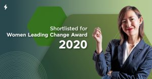 Women leading change award_Heroleads Asia
