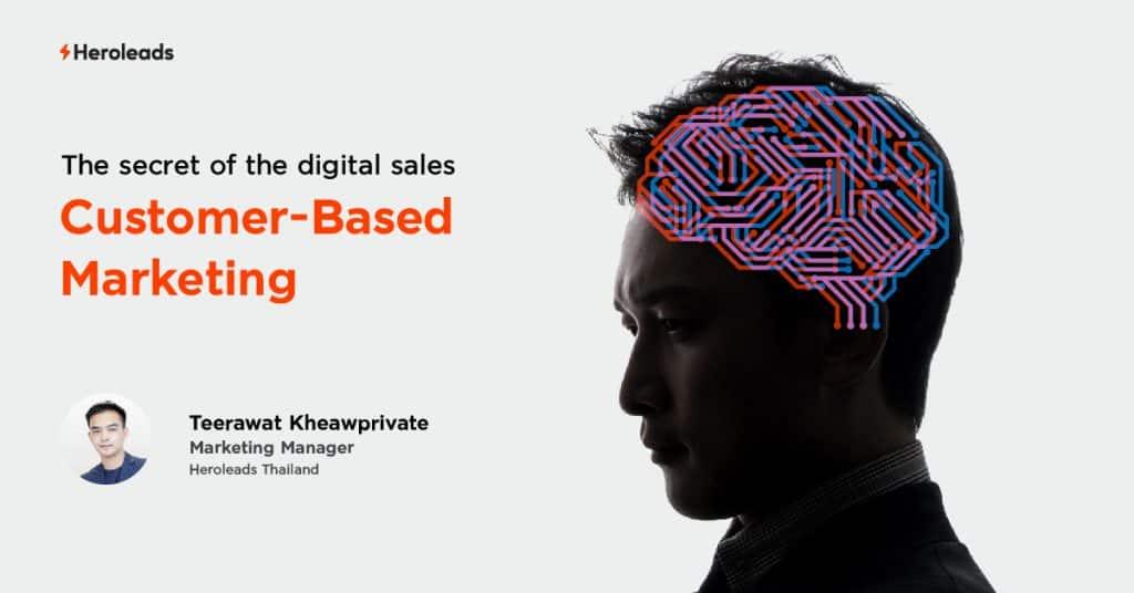 Customer-Based Marketing